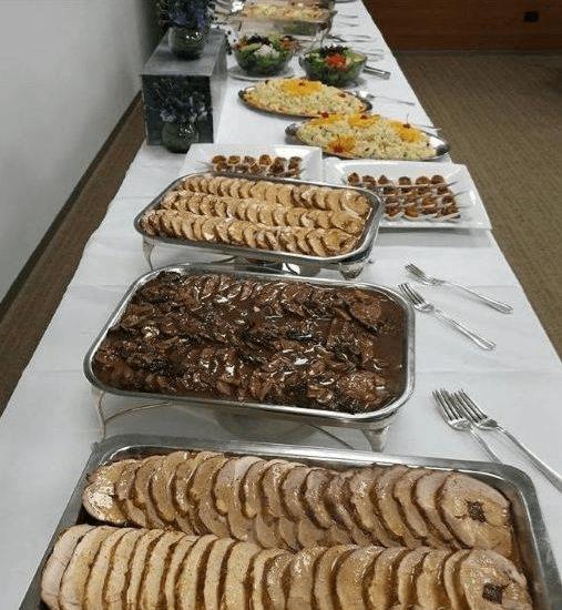 Gourmet Films Catering