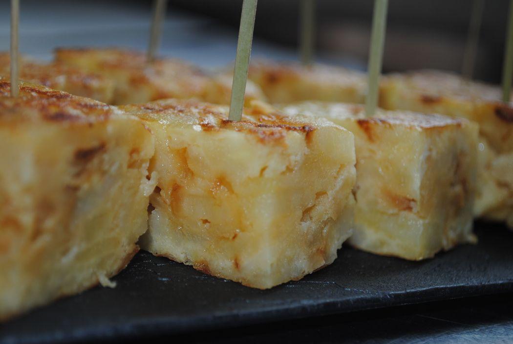 Motadito de truita de patata