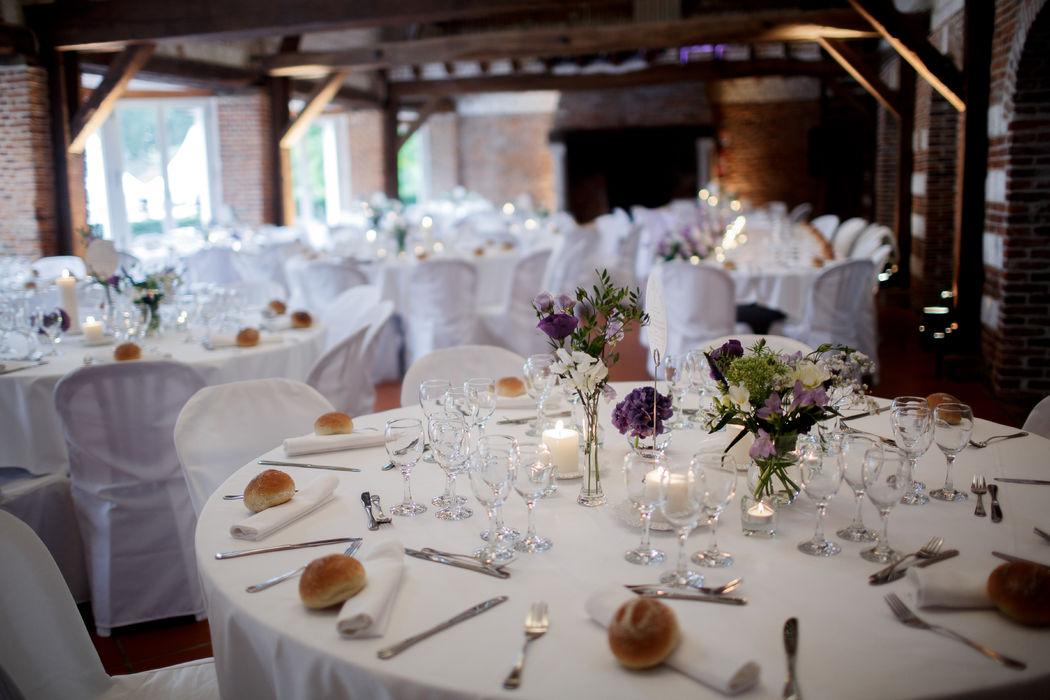 soliflore table invité