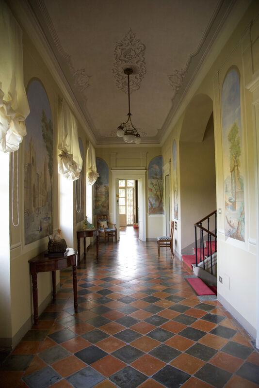 villa cedrina