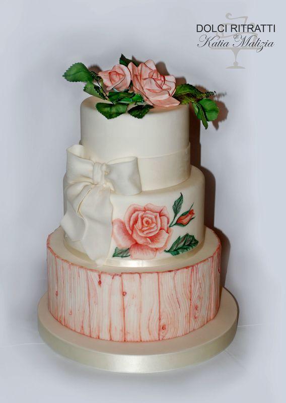 RoseWood Cake