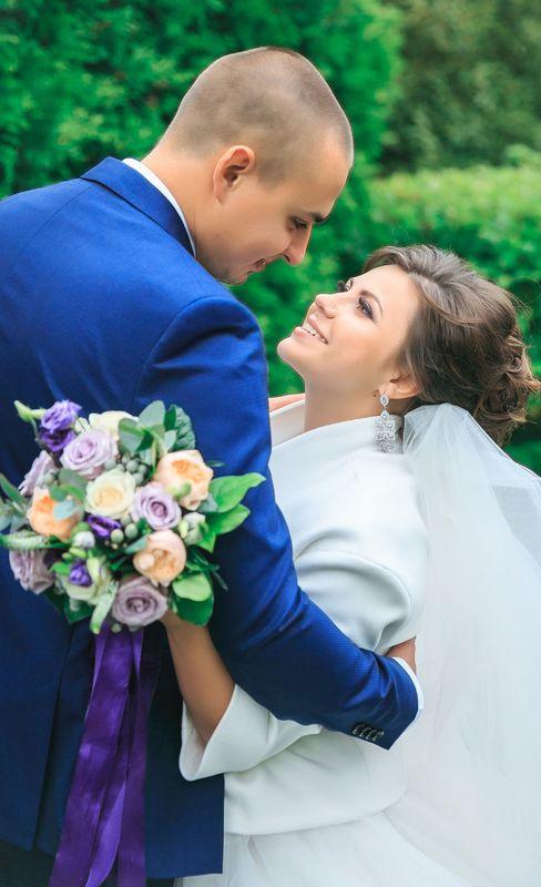 Свадебный фотограф Настя Титова