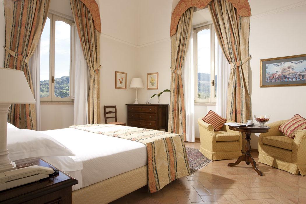 Park Hotel Villa Grazioli: Camera da letto