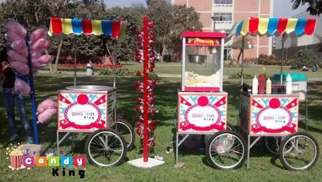 Eventos Candy King