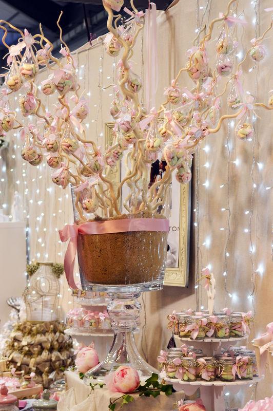 Le Palais des Dragées Candy bar et arbre à dragées