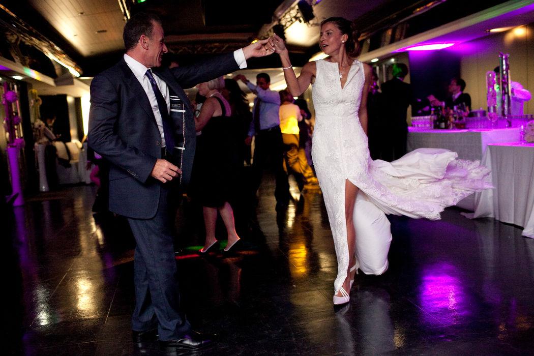 Mariage de Marie-Do & Salah, Paris, Yacht de Paris, Studio Cabrelli