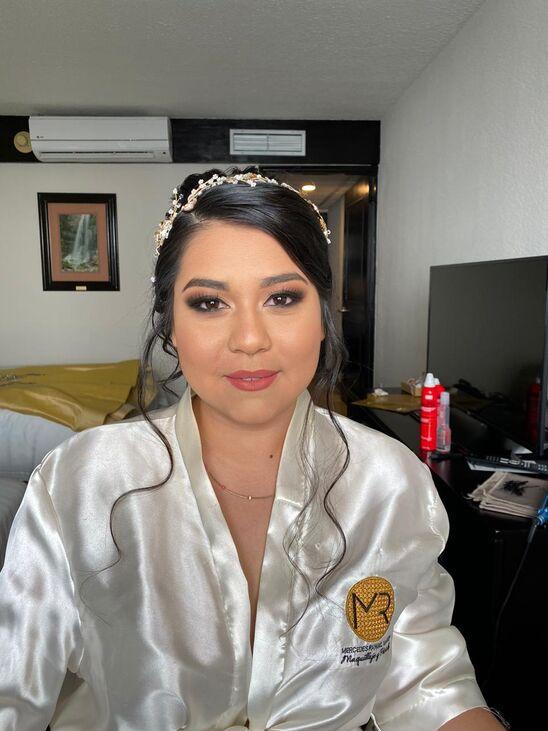 Mercedes Rangel Makeup SLP