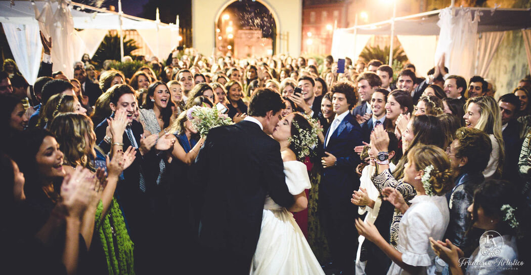 Francesco Artistico Wedding Photographer