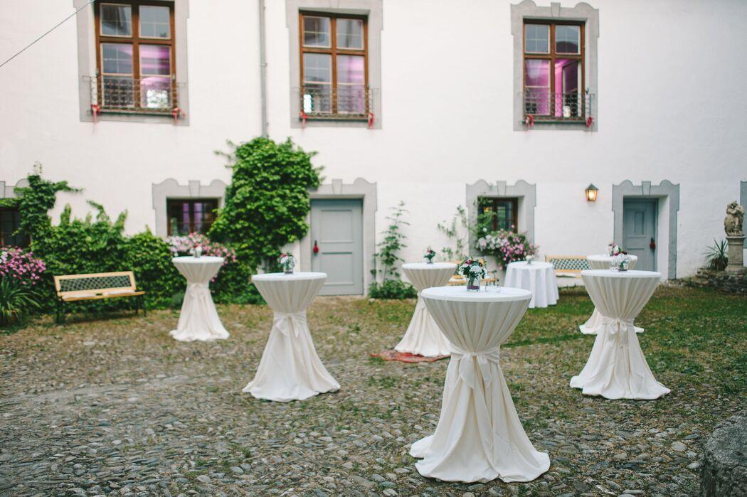 Schloss und Marstall Pertenstein