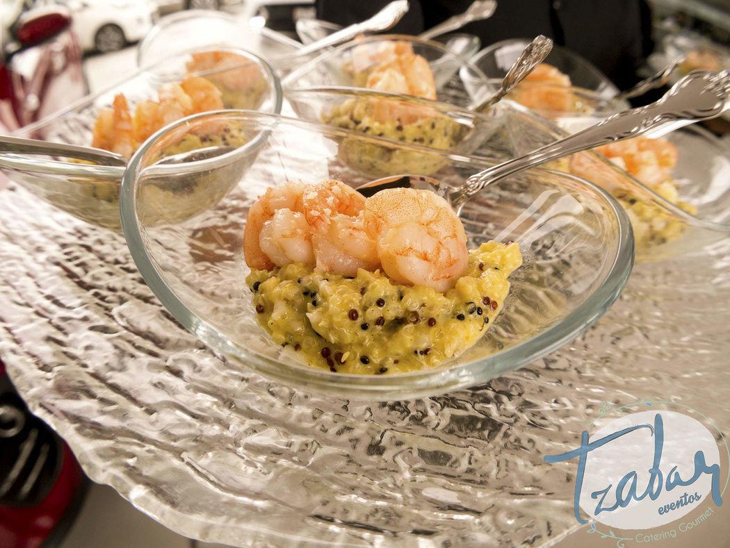 Tzabar Catering Gourmet y Eventos
