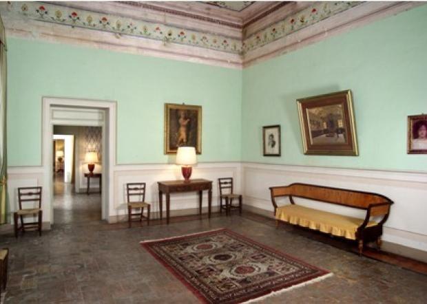Interni - Villa Isolani alla Quaderna