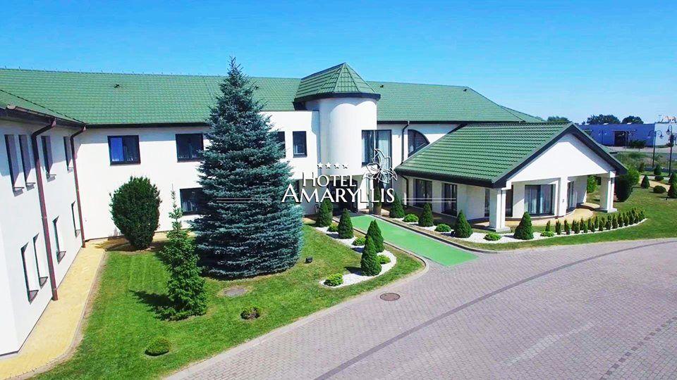 Sala Perłowa Amaryllis