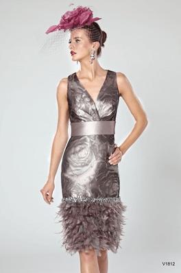 Vestido de Patricia Avendaño