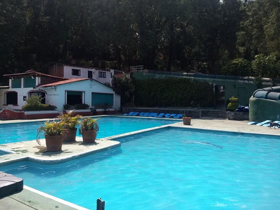 Cabañas Club Santa María Cuernavaca