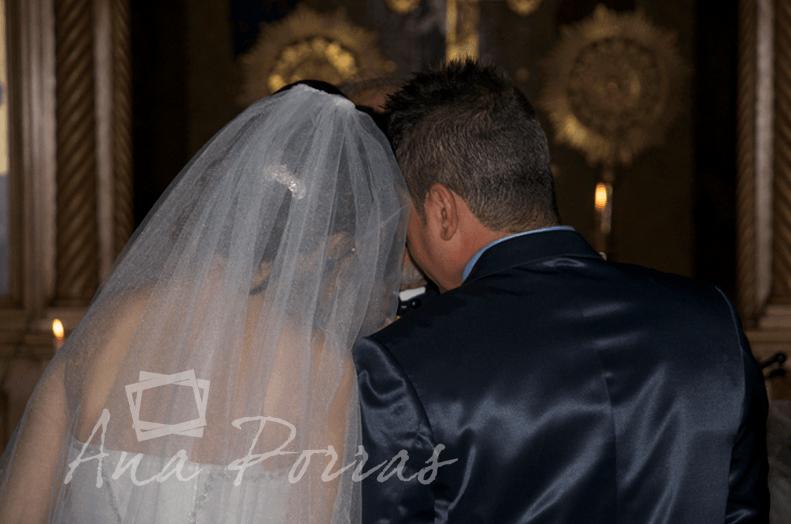 La boda de Emi y Domingo.