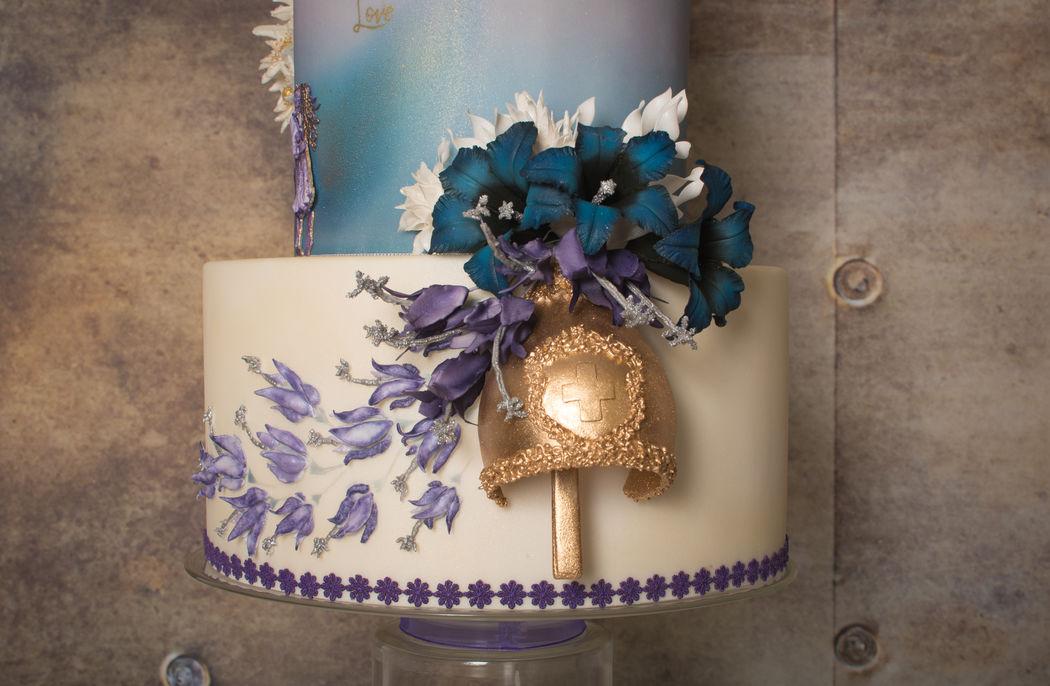 Switzerland & Love Cake Blume