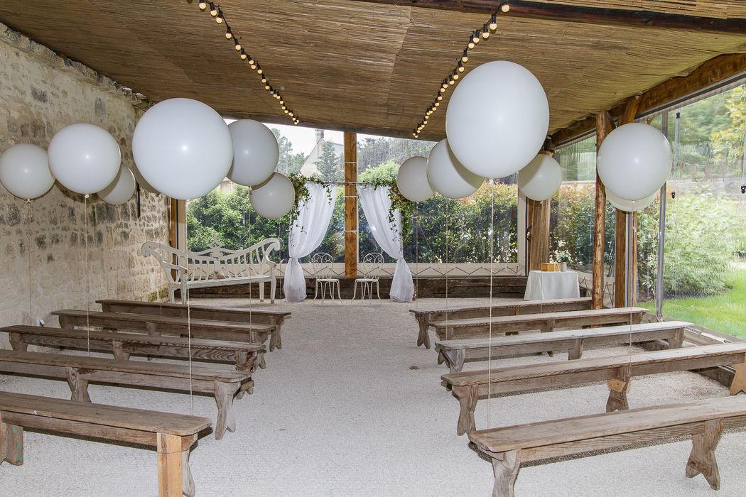 L'Orangerie  pour une cérémonie laïque ...