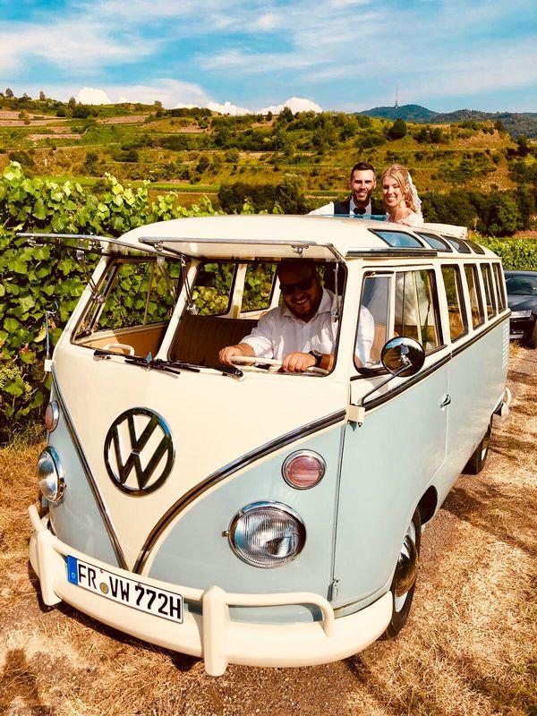 Hochzeitsauto Südbaden und Schwarzwald Photomobil