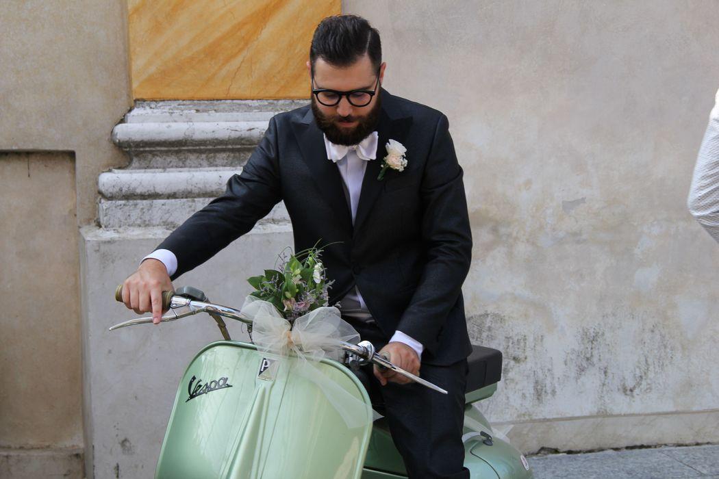 Abito da sposo Veri Sarti