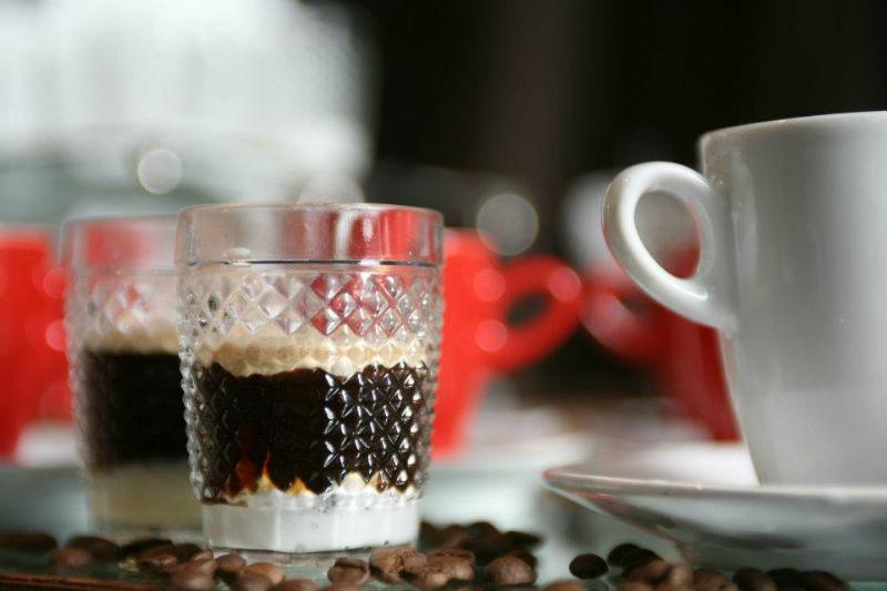 Blend Spirit Bar de Café