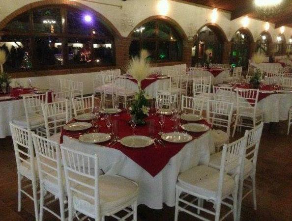 Servicio integral de boda en Hacienda San Andres