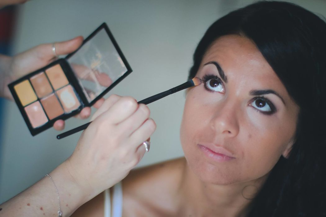 Sara Romagnoli Make Up Artist