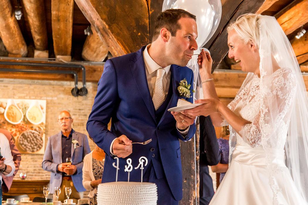 Bruidstaart Peperhuis Enkhuizen
