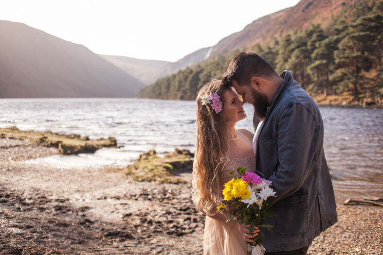 Pré wedding em um lugar muito especial, Wicklow by Zi Fernandes  // Dublin Irlanda.