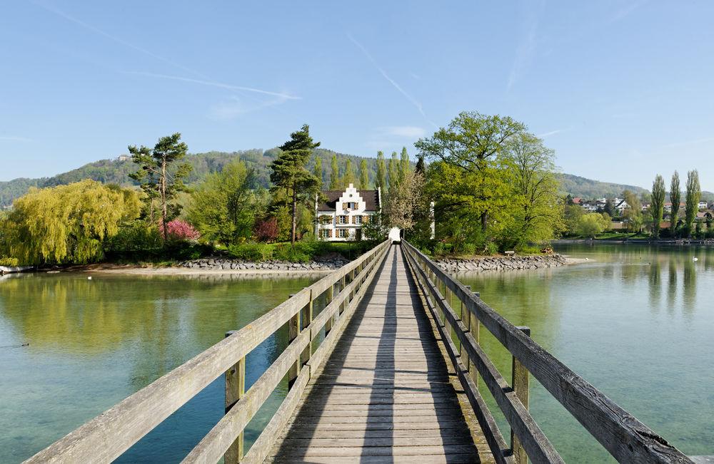 Beispiel: Steg, Foto: Hotel Chlosterhof.