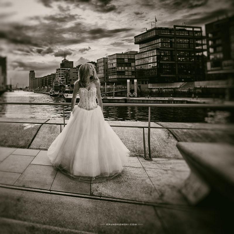 Fotografie ślubne w Hamburgu