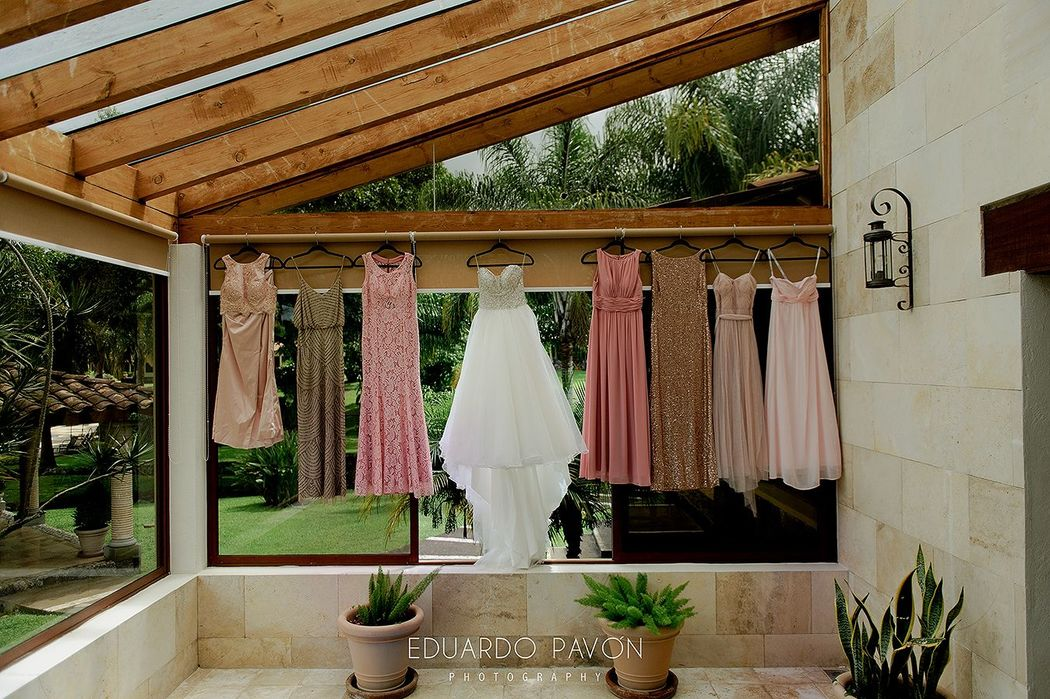 Pink Events by Rosa Zamorano