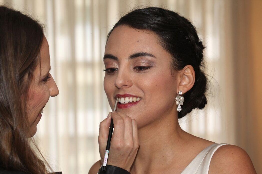 Con Makeup
