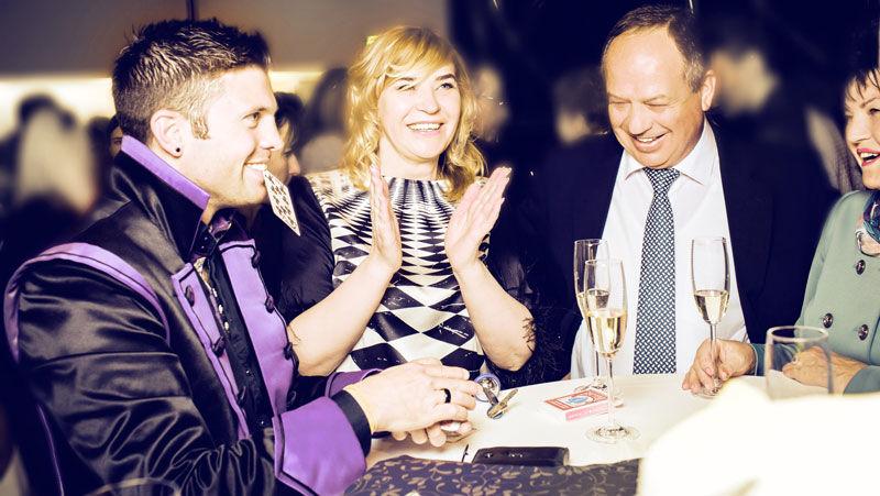 Hochzeitsmagier Pad Alexander - Verzaubern Sie Ihre Gäste