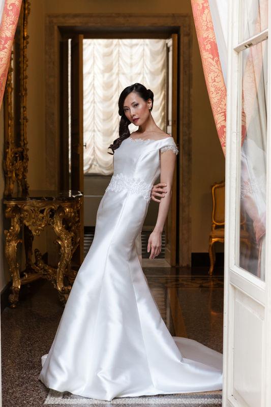 Modello Francesca linea Atlahua Plus