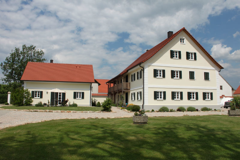 Feiern Sie auf unserem Löffelhof in Biberg......