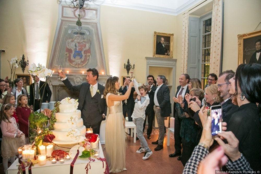 Sala del Camino per la festa e il ballo