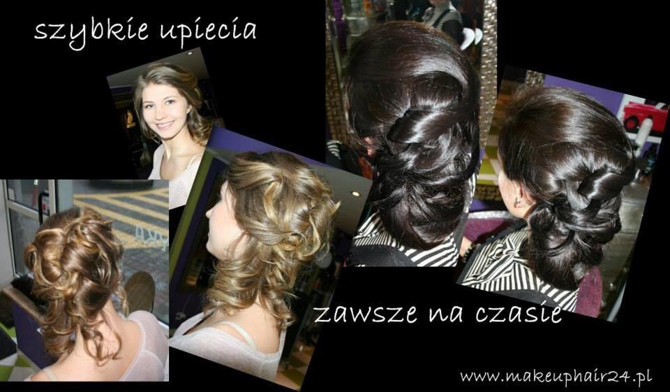 Make - up hair 24