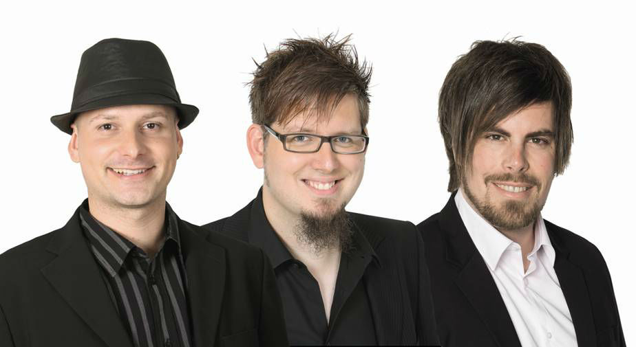Beispiel: Das eingespielte Team, Foto: Voice Three.