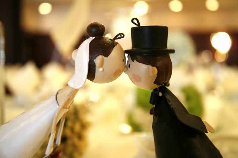 Beispiel: Hochzeitsdekoration, Foto: Landhaus Wieler.