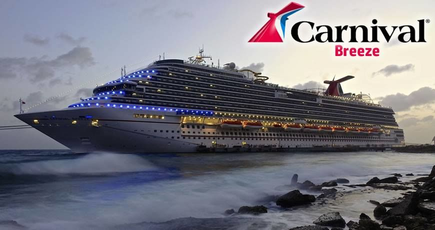 Carnival Cruise Line Colombia