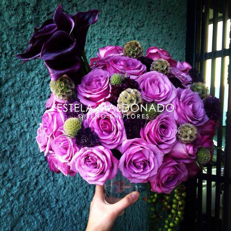 Arte Floral Estela Maldonado en Guanajuato