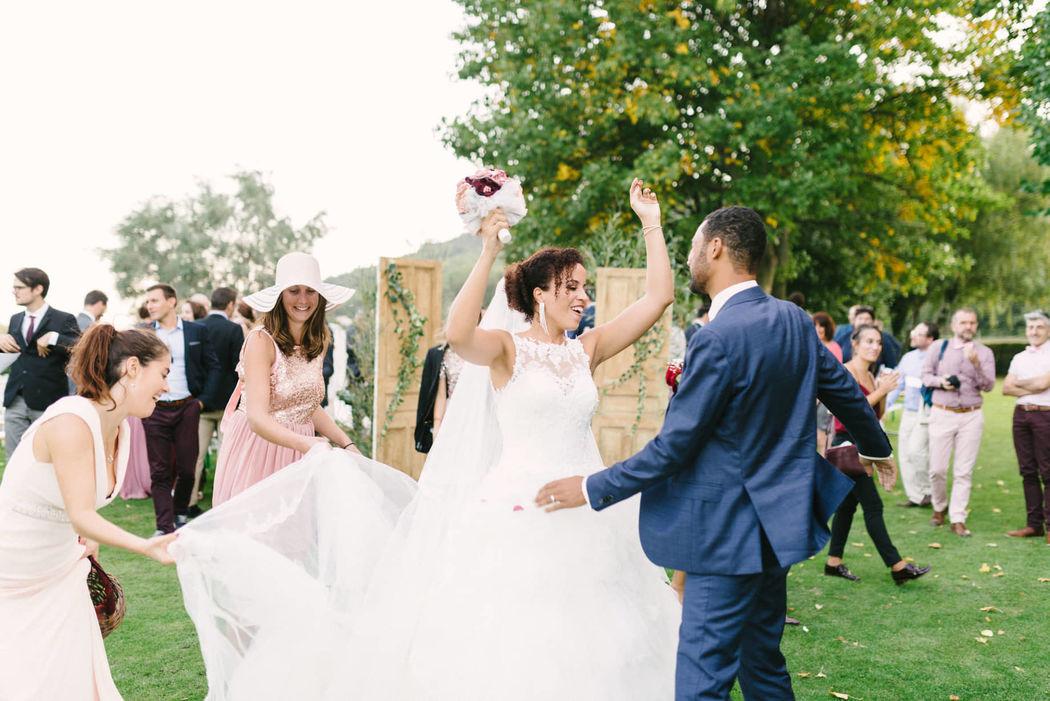 ARTY MALICE Wedding Flowers