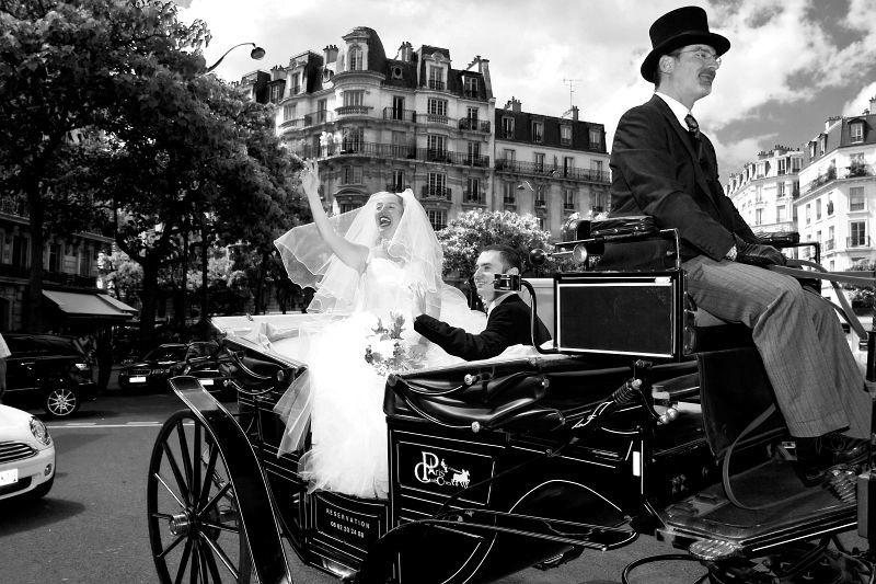 Paris Calèches
