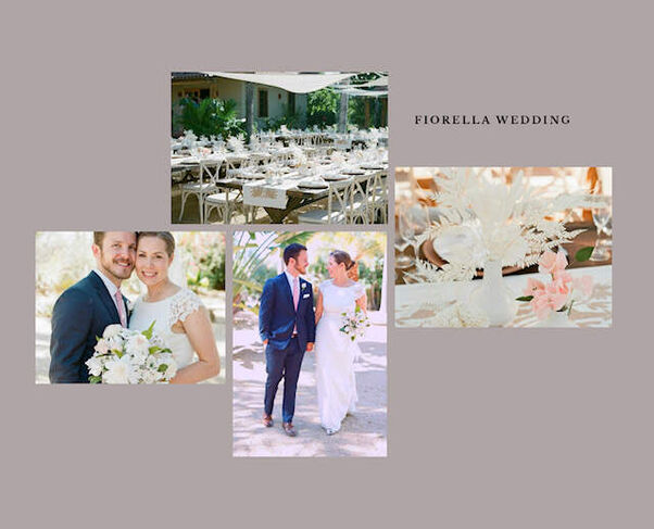 Fiorella Wedding