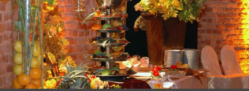 Beispiel: Köstliche Speisen für Ihr Buffet, Foto: Das exklusive Buffet.