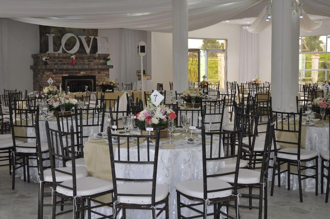 Hacienda Ksa Blanca Eventos