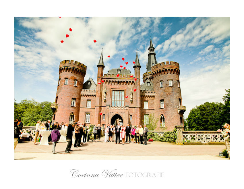 Hochzeitsfotos-Schloss-Moyland Foto: Corinna Vatter wedding photography