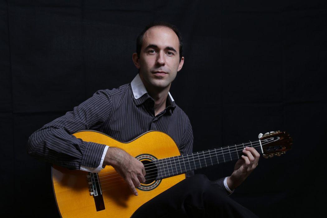 Mario Herrero (Guitarrista flamenco)