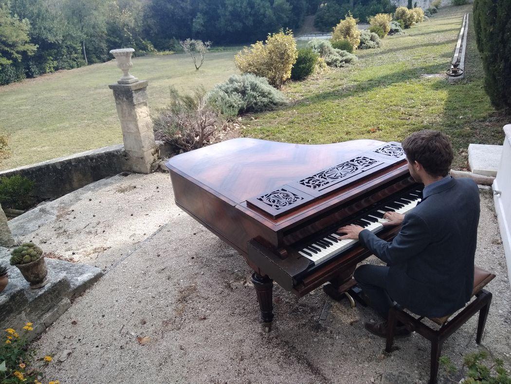 Julien Sauget Pianiste