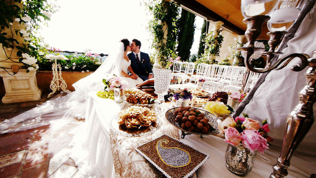 Video di matrimonio a Montespertoli, Toscana